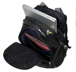 "Laptop Backpack 17"" Carrying Case Notebook Back Pack Bag Tra"
