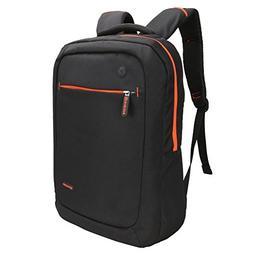 Slim Laptop Backpack, Evecase Lightweight Nylon Water Resist