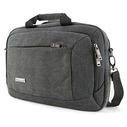"13.3 inch Laptop Messenger Bag, Evecase 13.3"" - 14"" Canvas M"