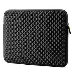 Laptop Sleeve, Evecase 15~15.6 inch Diamond Foam Splash & Sh