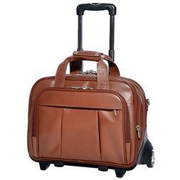 McKleinUSA Damen 80714 R Series Leather Detachable-Wheeled L