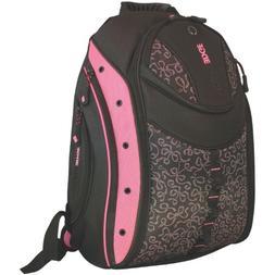 Mobile Edge Black w/Pink Ribbons Women's Express Laptop Back