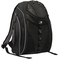 Mobile Edge Black w/Silver Trim Express Laptop Backpack 2.0