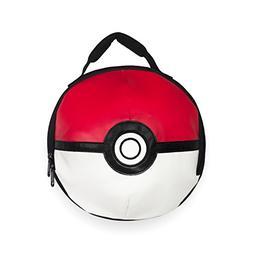 Nintendo Big Boys' Pokemon Mini Pokeball Lunch Bag