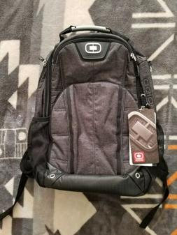 OGIO BB111087.437  Axle Pack Laptop Backpack - Dark Gray / S