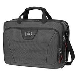 OGIO International Renegade Top Zip Laptop Backpack, Black P