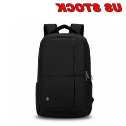 OIWAS Men Laptop Backpack 16 Inch Waterproof Nylon Business