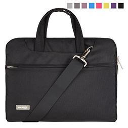 Qishare 15 15.6 16inch Black Multi-Functional Business Lapto