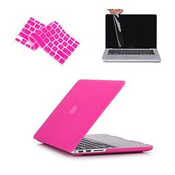 Ruban - Plastic Hard Case with Keyboard Cover with Screen Pr