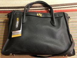 "Solo Executive 15.6"" Laptop Tote Bag - Black"