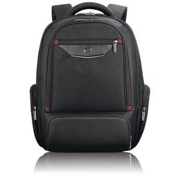 """Solo Executive 17.3"""" Laptop Backpack, Polyester Compute"""