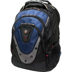 """SwissGear Genuine 17"""" Blue Notebook Backpack"""
