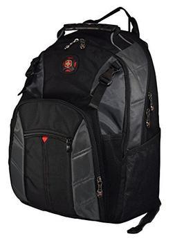 """SwissGear The Sherpa 15.6"""" Padded Laptop Backpack/School Tra"""