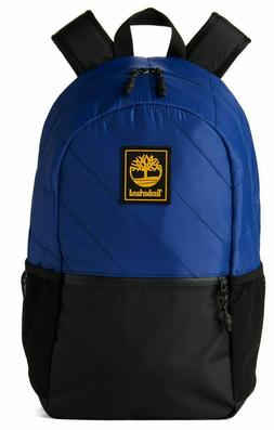 TIMBERLAND CLASSIC ONE SIZE OS SCHOOL BACKPACK BLACK BLUE La