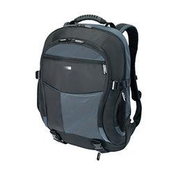 Targus Xl Laptop Backpack - Black/Blue