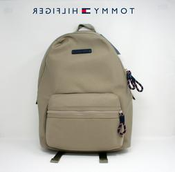 7d1de0bc3ab1 Tommy Hilfiger Nylon Backpack School Travel Bag Laptop Sleev