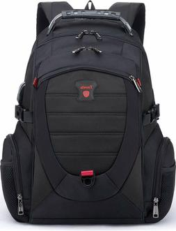 Tzowla Travel Laptop Backpack Anti Theft Water Resistant Bus