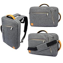 VanGoddy Collection 3 in 1 Shoulder Bag Backpack and Messeng