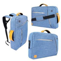 VanGoddy Laptop Bag Backpack Messenger Bag For Apple Macbook