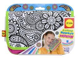 ALEX Toys Color a Bag & Accessories Color A Flower Wristlet