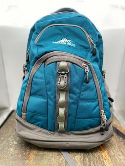 High Sierra Access II Laptop Backpack, Lagoon/Slate