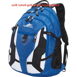 High Sierra AGGRO Backpack New - Holds Laptop, Tablet, H2O R