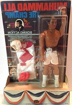 Muhammad Ali the Champ Vintage 1976 Mego Action Figure Doll