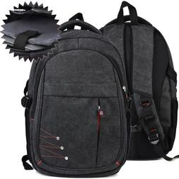 All Around Grey Tech Backpack with Isolated 10 in Laptop Com