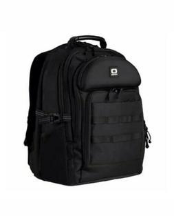 alpha prospect backpack black fits 17 inch