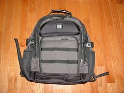 OGIO Alpha Prospect Backpack Black/Gray