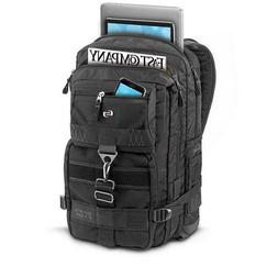 "Solo Altitude 17.3"" Laptop Backpack, Black"