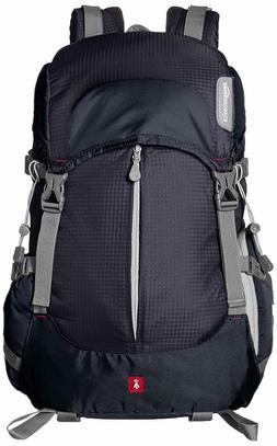 AmazonBasics Hiker Camera and Laptop Backpack - Black