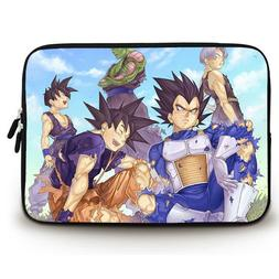 Anime Laptop Sleeve with Dragon Ball Z Patterns Waterproof C