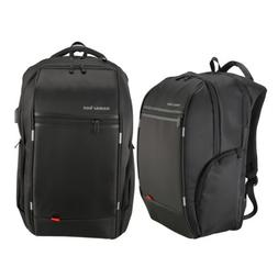 "15.6""/ 17.6"" Anmas Box Backpack Schoolbags Laptop Backpack E"