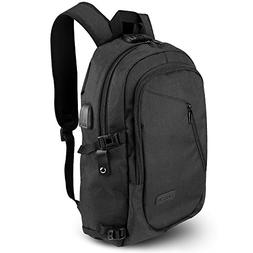 ONSON Anti Theft Business Laptop Backpack with USB Charging