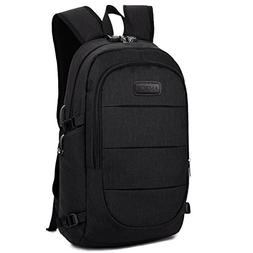 Anti Theft Business waterproof Laptop Backpack with USB Char
