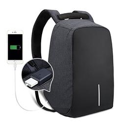 Anti Theft Laptop Backpack, SKL Business Computer Bags Water