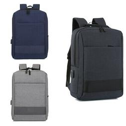 anti theft mens backpack laptop notebook travel