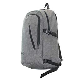 Travel Bag Laptop Case Backpack Anti-Theft Water Resistant L