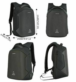 anti theft waterproof backpack external usb charge