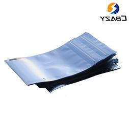 CBAZY Antistatic Bag Pack of 100 / Zip lock Antistatic Resea