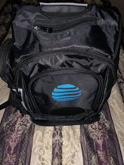 At&t Backpack. Laptop Carrier + 9 Different Compartments to
