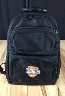 At&t Cotton Bowl NCAA Large NWOT Backpack Laptop Bag 19x15x5