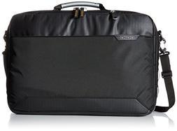 """Ogio Axle Top Zip Notebook carrying case, 17"""", Black"""