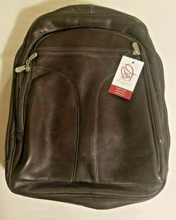 Piel Leather Backpack # 2868 3:  Checkpoint Friendly Urban L