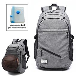 Business Backpack for Boys or Men, Laptop Backpack with USB