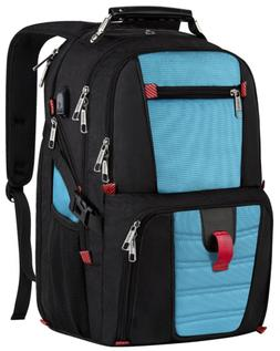 Extra Large Backpack, Durable Lightweight Travel Laptop Bag