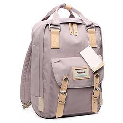 HaloVa Backpack, Unisex Laptop Bag Travel Rucksack, Small Sc