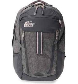 Girl's The North Face 'Surge' Backpack - Grey