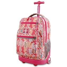 Backpack / Bag , Sundance Multicolored and Pink Floral Print